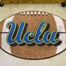 "UCLA 22""x35"" Football Shape Area Rug"