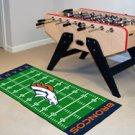 """NFL-Denver Broncos 29.5""""x72"""" Large Rug Floor Runner"""