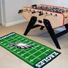 """NFL-Philadelphia Eagles 29.5""""x72"""" Large Rug Floor Runner"""