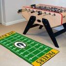 "NFL-Green Bay Packers 29.5""x72"" Large Rug Floor Runner"