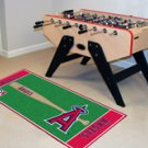 "MLB-Los Angeles Angels 29.5""x72"" Large Rug Floor Runner"