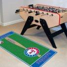 """MLB-Texas Rangers 29.5""""x72"""" Large Rug Floor Runner"""