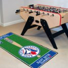 "MLB-Toronto Blue Jays 29.5""x72"" Large Rug Floor Runner"