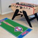 """MLB-Philadelphia Phillies 29.5""""x72"""" Large Rug Floor Runner"""