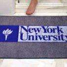 """New York University NYU 34""""x44.5"""" All Star Collegiate Carpeted Mat"""