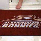 "St. Bonaventure University Bonnies 34""x44.5"" All Star Collegiate Carpeted Mat"