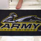 """US Military Academy Army Black Knights 34""""x44.5"""" All Star Collegiate Carpeted Mat"""