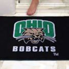 "Ohio University Bobcats 34""x44.5"" All Star Collegiate Carpeted Mat"