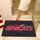 "University of Cincinnati Bearcats 34""x44.5"" All Star Collegiate Carpeted Mat"