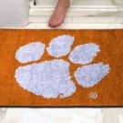 "Clemson University 34""x44.5"" All Star Collegiate Carpeted Mat"