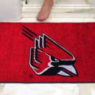 """Ball State University 34""""x44.5"""" All Star Collegiate Carpeted Mat"""