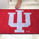"""Indiana University 34""""x44.5"""" All Star Collegiate Carpeted Mat"""