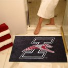 """University of Indianapolis 34""""x44.5"""" All Star Collegiate Carpeted Mat"""