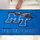 """Middle Tennessee State University MT Blue Raiders 34""""x44.5"""" All Star Collegiate Carpeted Mat"""