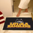 "Loyola University of Chicago Ramblers 34""x44.5"" All Star Collegiate Carpeted Mat"