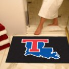 "Louisiana Tech University  34""x44.5"" All Star Collegiate Carpeted Mat"