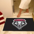 """University of New Mexico Lobos 34""""x44.5"""" All Star Collegiate Carpeted Mat"""