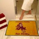 "Arizona State University Sun Devils 34""x44.5"" All Star Collegiate Carpeted Mat"