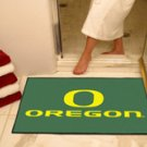 "University of Oregon 34""x44.5"" All Star Collegiate Carpeted Mat"