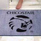 "California State University Chico / ChicoState 34""x44.5"" All Star Collegiate Carpeted Mat"