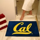 "University of California Berkeley CAL 34""x44.5"" All Star Collegiate Carpeted Mat"