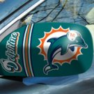 NFL - Miami Dolphins Small Mirror Covers