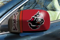 NFL - Tampa Bay Buccaneers Small Mirror Covers