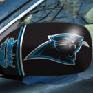 NFL - Carolina Panthers Small Mirror Covers