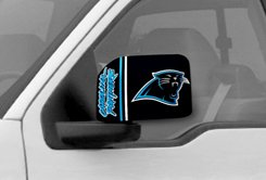 NFL - Carolina Panthers Large Mirror Covers