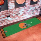 "NFL - Cleveland Browns Putting Green Rug Runner 18""W x 72""H"