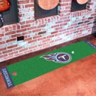 "NFL -Tennessee Titans Putting Green Rug Runner 18""W x 72""H"