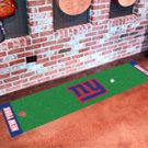 "NFL -New York Giants Putting Green Rug Runner 18""W x 72""H"