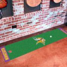 "NFL -Minnesota Vikings Putting Green Rug Runner 18""W x 72""H"
