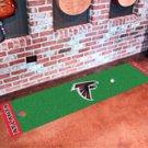 "NFL -Atlanta Falcons Putting Green Rug Runner 18""W x 72""H"