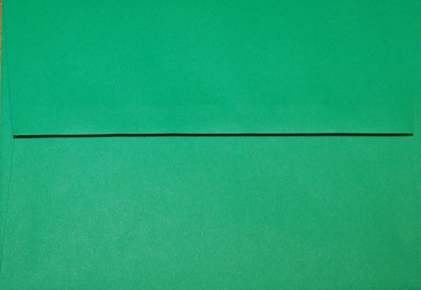 A7 Envelopes: Green (set of 100)