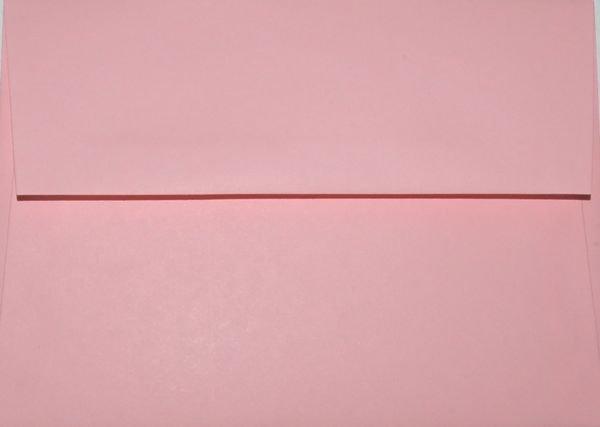 A7 Envelopes: Light Pink (set of 100)