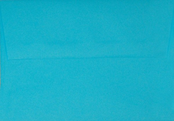 A2 Envelopes: Bright Blue (set of 100)