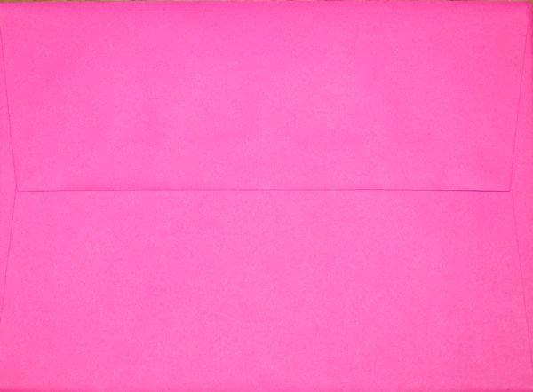 A2 Envelopes: Hot Pink (set of 100)