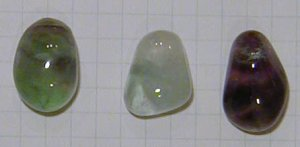 Fluorite - large