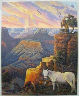 Navajo Scout - JC Black