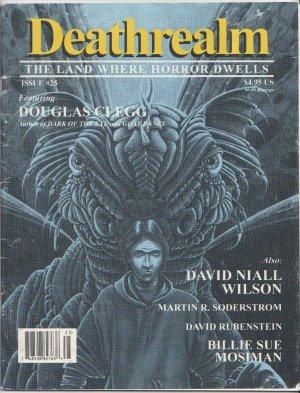 Deathrealm Horror Fanzine #25 Autumn 1995