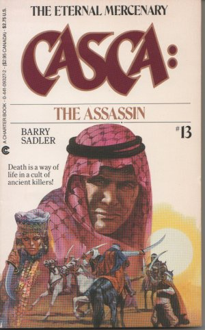 Casca #13: the Assassin by Barry Sadler