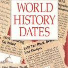 World History Dates