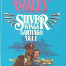 Silver Wings Santiago Blue