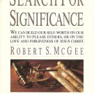 The Search For Significance - Book & Workbook