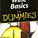 Wine Basics For Dummies