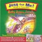 Baby Jesus, Jonah, Daniel, And Me - Just For Me Vol. 3 - Storie To Personalize
