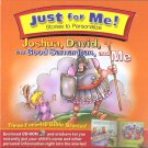 Joshua, David, The Good Samaritan, And Me - Just For Me Stories To Personalize Vol. 2