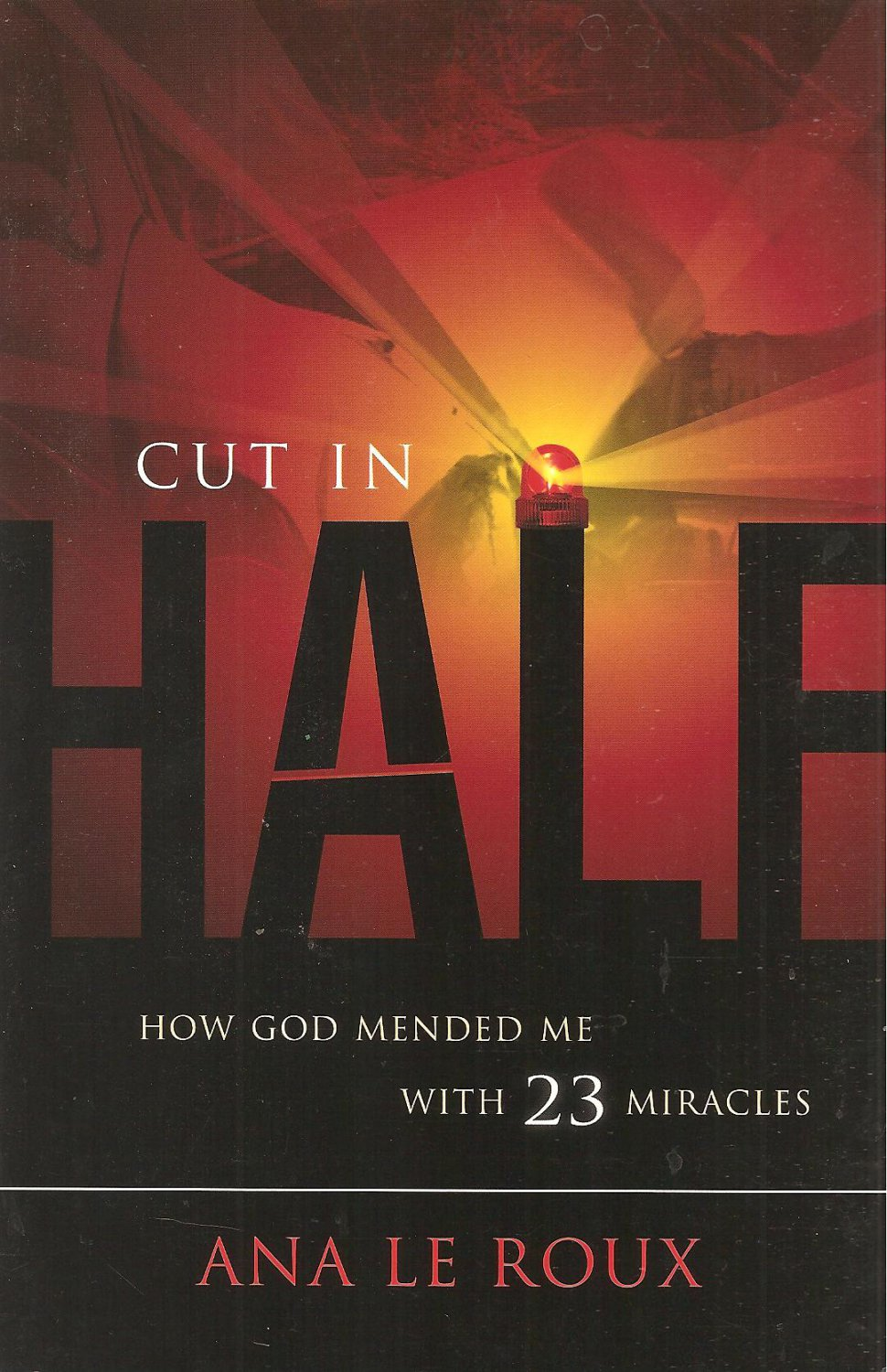 Cut In Half - How God Mended Me With 23 Miracles