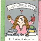 Commiserations